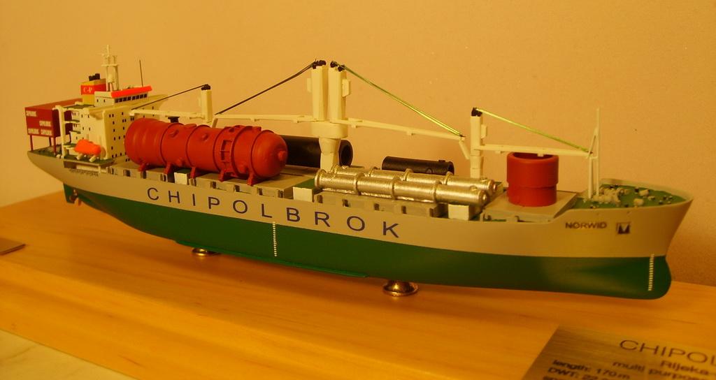 Chipolbrok Norwid 1-1000