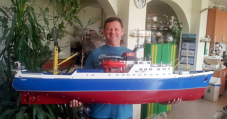 trawler-domodedowo